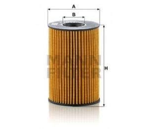 Olejový filtr MANN HU8007Z - 1 ks