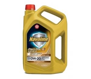 Texaco Havoline ProDS MG 0W-20 - 4L