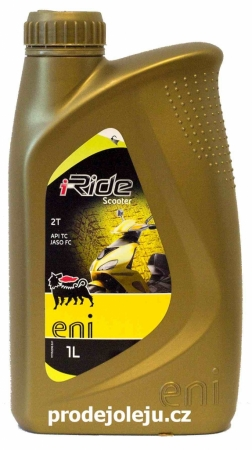 eni i-Ride scooter 2T - 1 litr