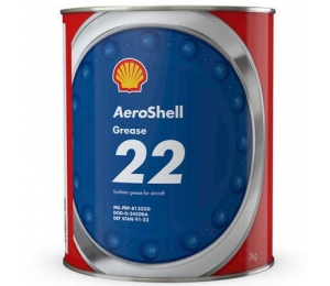 Shell AeroShell Grease 22 - 3kg