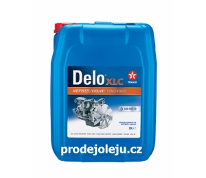 Texaco DELO XLC AF/C Antifreeze Coolant - 20L