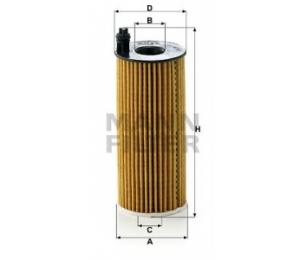 Olejový filtr MANN HU6004x  - 1 ks