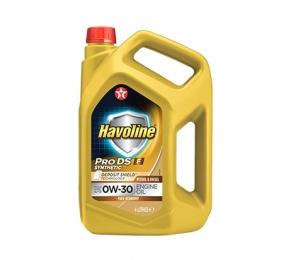 Texaco Havoline ProDS F 0W-30 - 4L