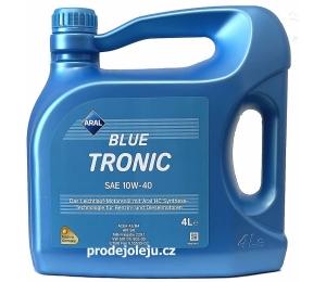 Aral Blue Tronic 10W-40 - 4L