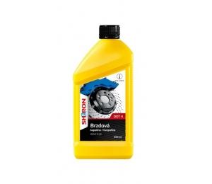 Sheron DOT 4 brzdová kapalina - 500 ml