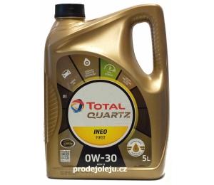 Total Quartz INEO First 0W-30 - 5L