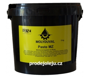 Molyduval Paste  MZ - 5 kg
