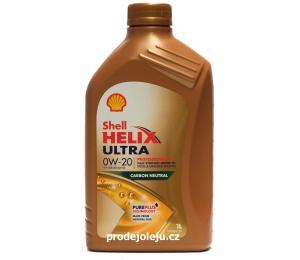 Shell HELIX ULTRA PROFFESIONAL AV-L 0W-20 - 1L