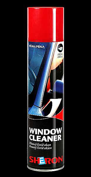 SHERON čistič oken pěna - 400 ml