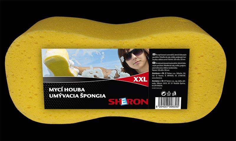 Sheron houba na mytí XXL - 1 ks