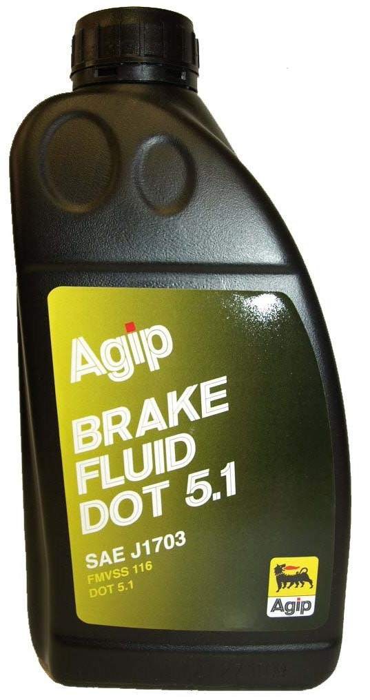Agip BRAKE FLUID DOT 5.1 - 500 ml