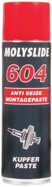MOLYSLIDE 604 Měděná pasta sprej - 500 ml