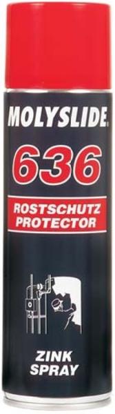 MOLYSLIDE 636 Zinkový sprej - 500 ml