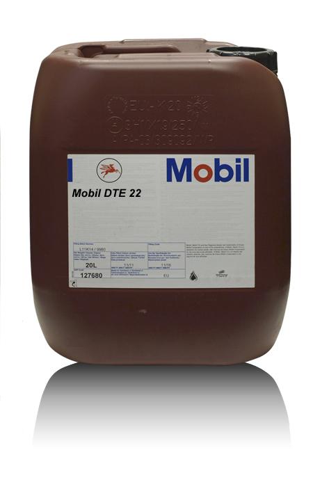 Mobil DTE 22 - 20L
