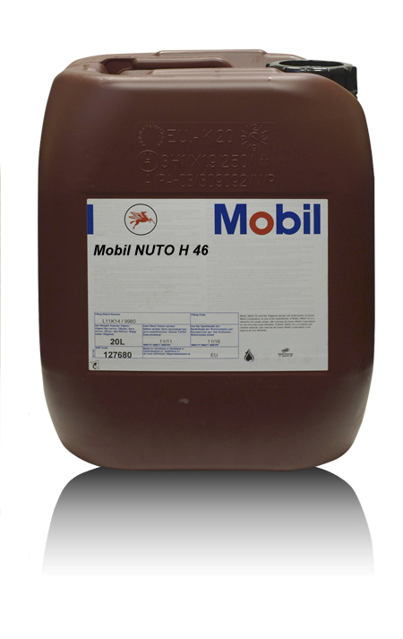 Mobil NUTO H 46 - 20L