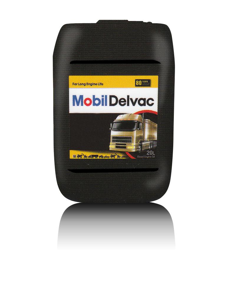 Mobil Delvac Super 1400 15W-40 - 20 litrů