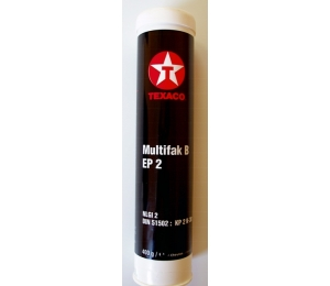 Texaco Multifak  EP 2 - 400g