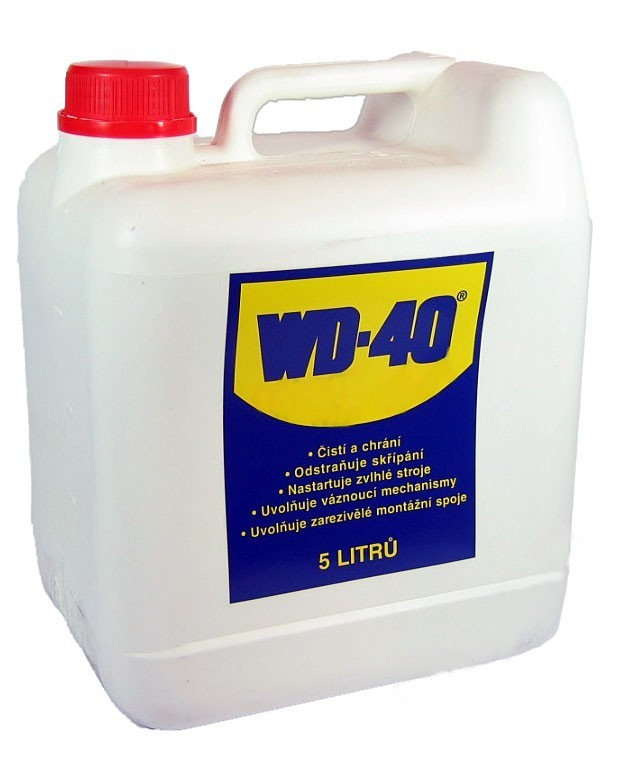 WD-40 - 5 litrů
