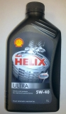 Shell HELIX ULTRA 5W-40 - 55 litrů, fotografie 1/1