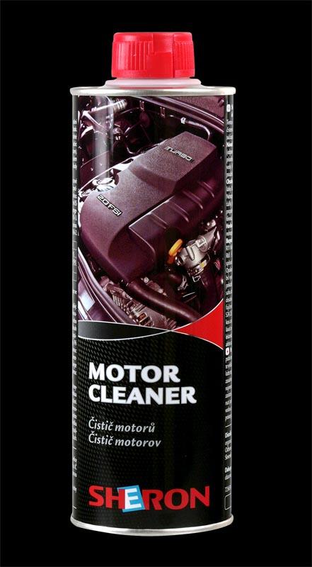 Sheron čistič motorů - 500 ml
