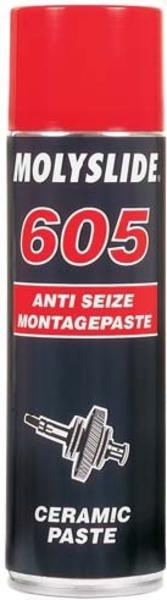 MOLYSLIDE 605 Keramická pasta sprej - 500 ml