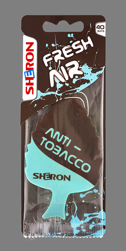 SHERON osvěžovač Fresh Air Anti-tobacco - 1 ks