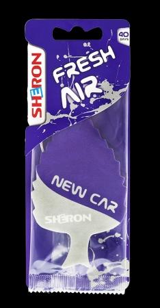 SHERON osvěžovač Fresh Air New car - 1 ks