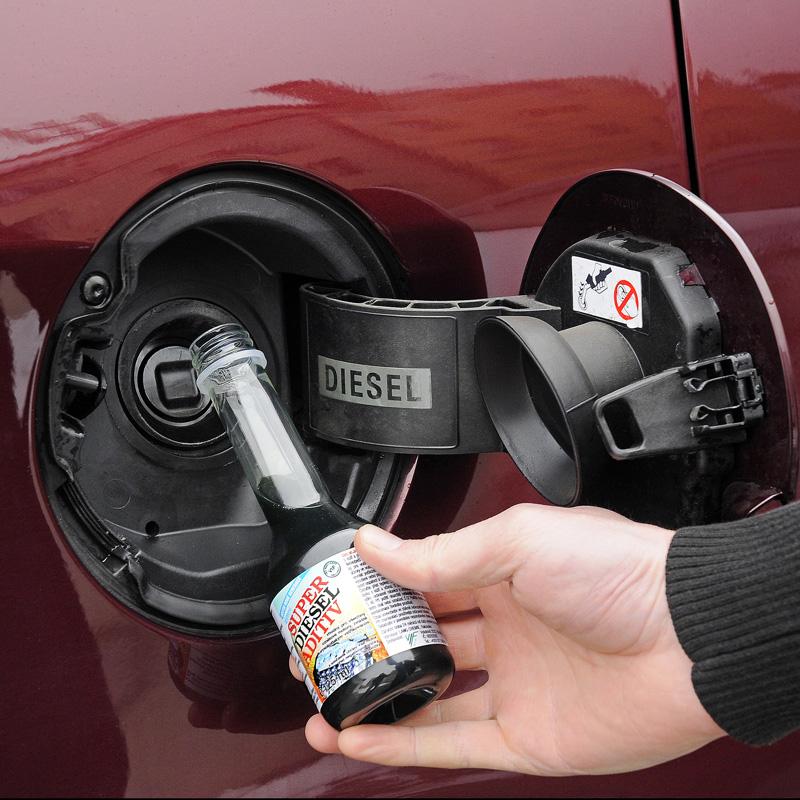 Vif super diesel aditiv aditiva do nafty zimní - 6x125 ml, fotografie 3/2