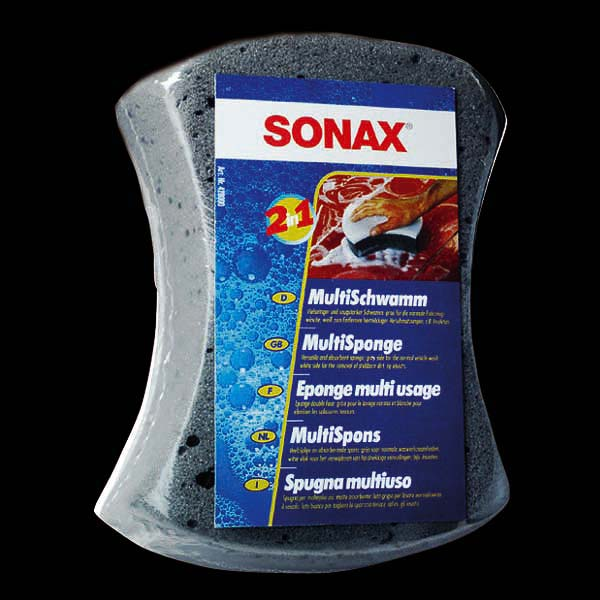 SONAX univerzální mycí houba - 1 ks