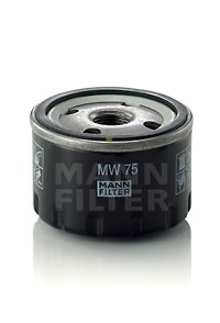 Olejový filtr MANN MW75 - 1 ks