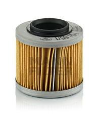 Olejový filtr MANN MH65/1 - 1 ks