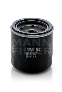 Olejový filtr MANN MW64 - 1 ks