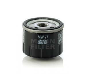 Olejový filtr MANN MW77 - 1 ks