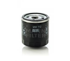 Olejový filtr MANN MW712 - 1 ks