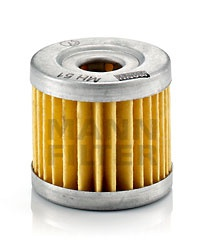 Olejový filtr MANN MH51 - 1 ks