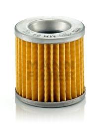 Olejový filtr MANN MH64X - 1 ks
