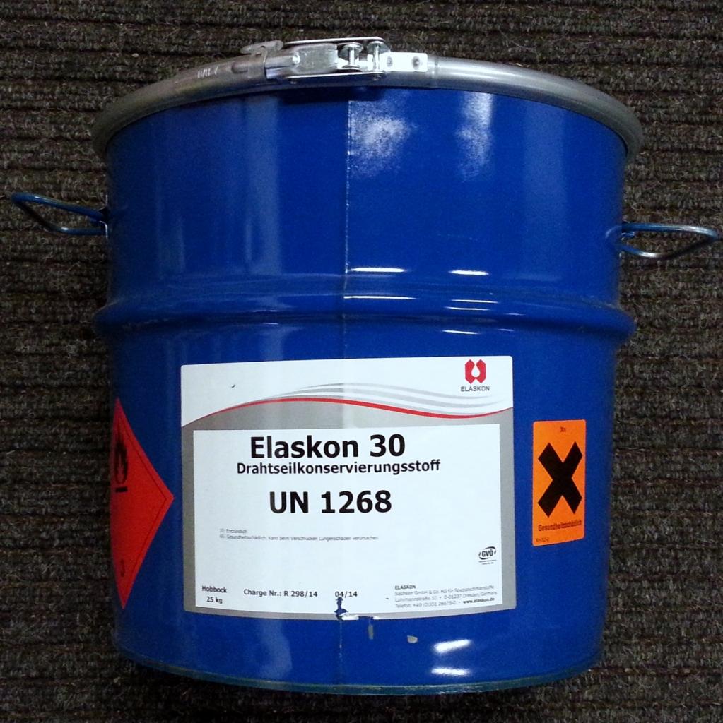 Mazivo Elaskon 30 - 25 kg