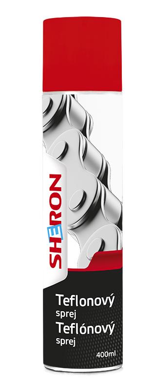 SHERON Teflonový sprej - 400 ml