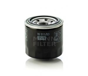 Olejový filtr MANN W811/80 - 1 ks