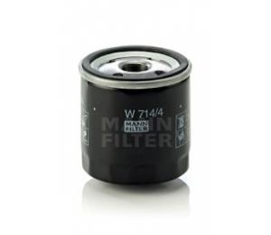 Olejový filtr MANN W714/4 - 1 ks