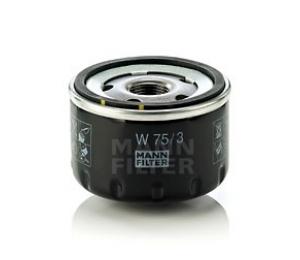 Olejový filtr MANN W75/3 - 1 ks