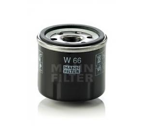 Olejový filtr MANN W66 - 1 ks